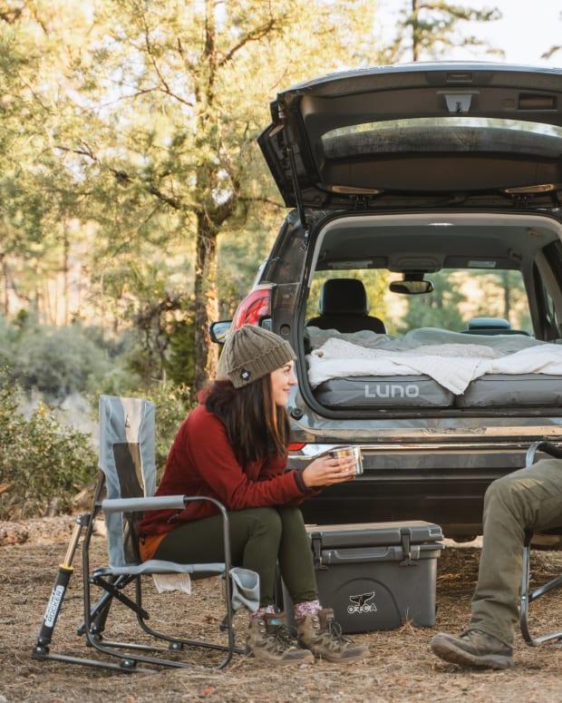 Luno Air Mattress Lifestyle Car