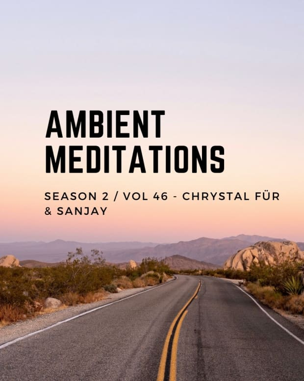 AM 46 Chrystal Fur and Sanjay