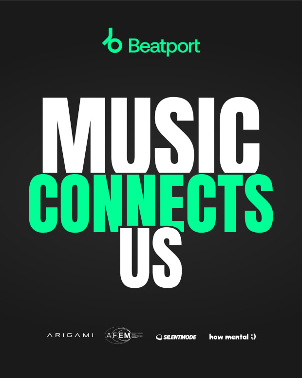 Beatport Music Connects Us Report