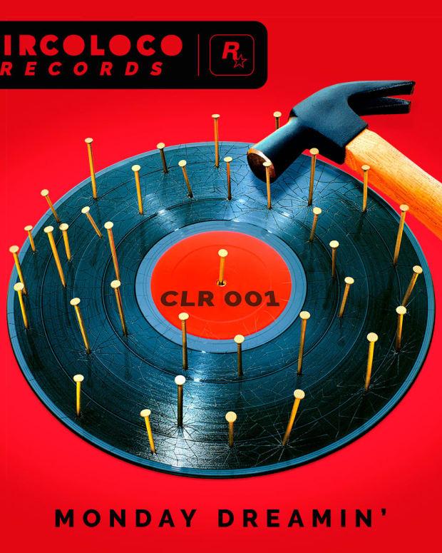 CircoLoco Records Monday Dreamin Cover Art