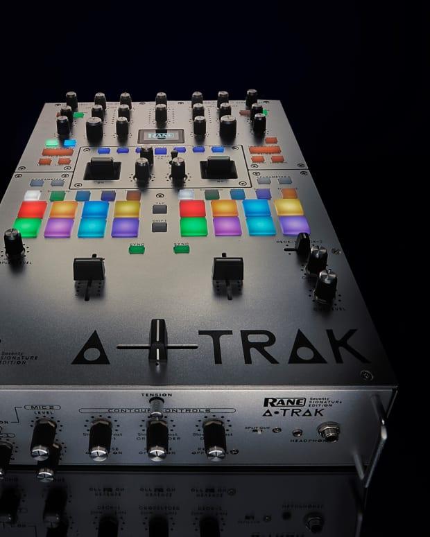 A-Trak RANE Mixer