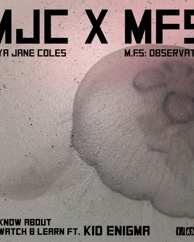 MJC X MFS EP - KNOW ABOUT ARTWORK