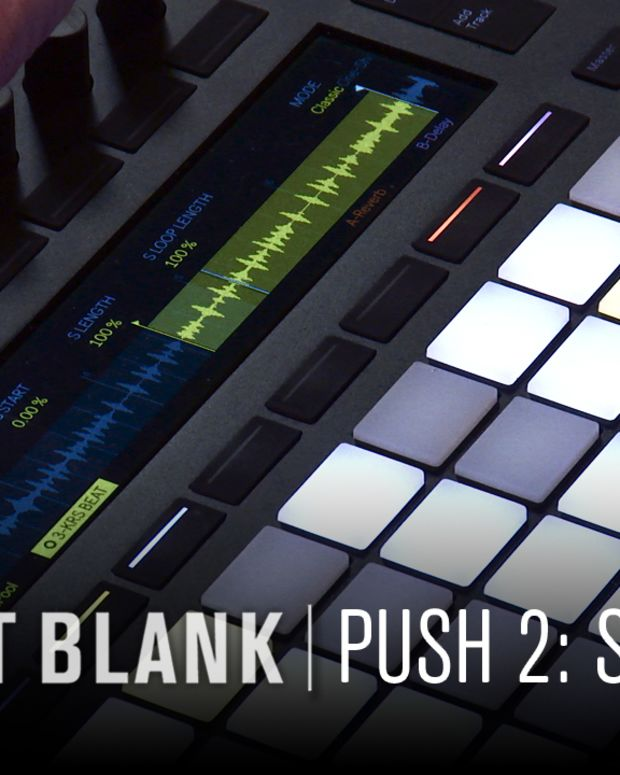 Point Blank Sampling With Push