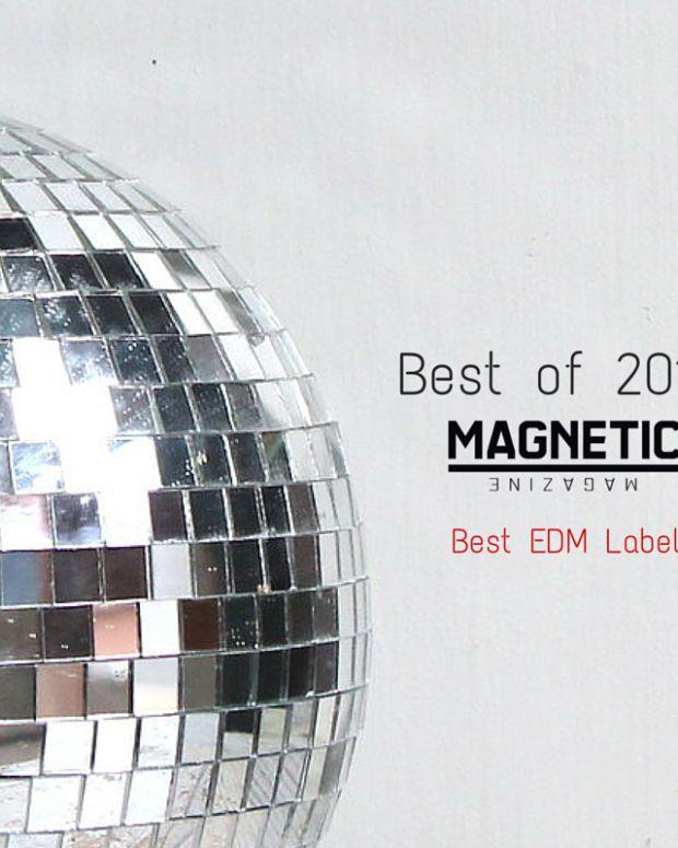 Best EDM label 2015