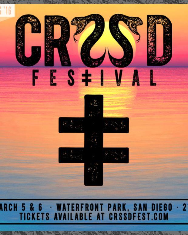 CRSSD 2016 flyer
