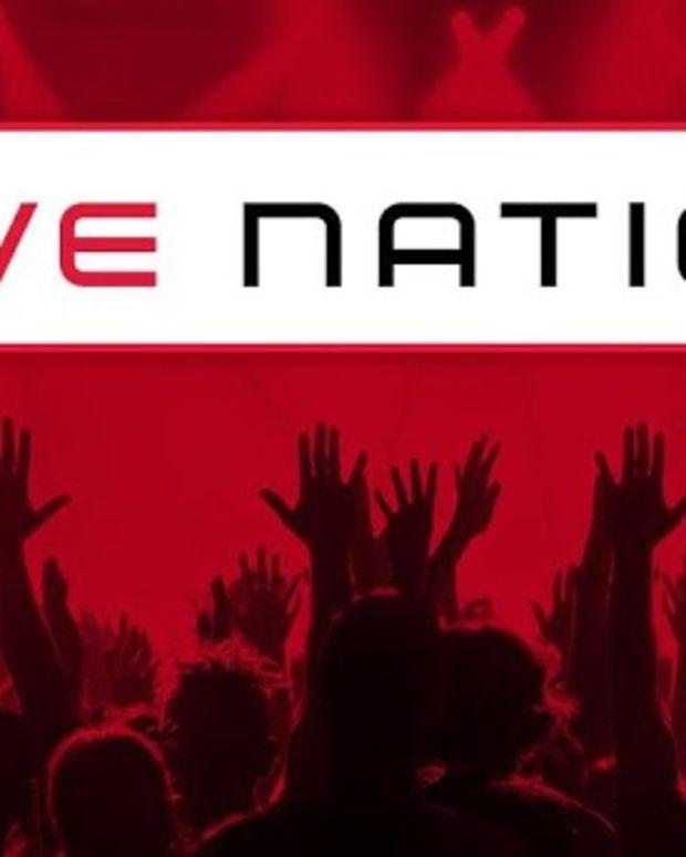 Live Nation banner