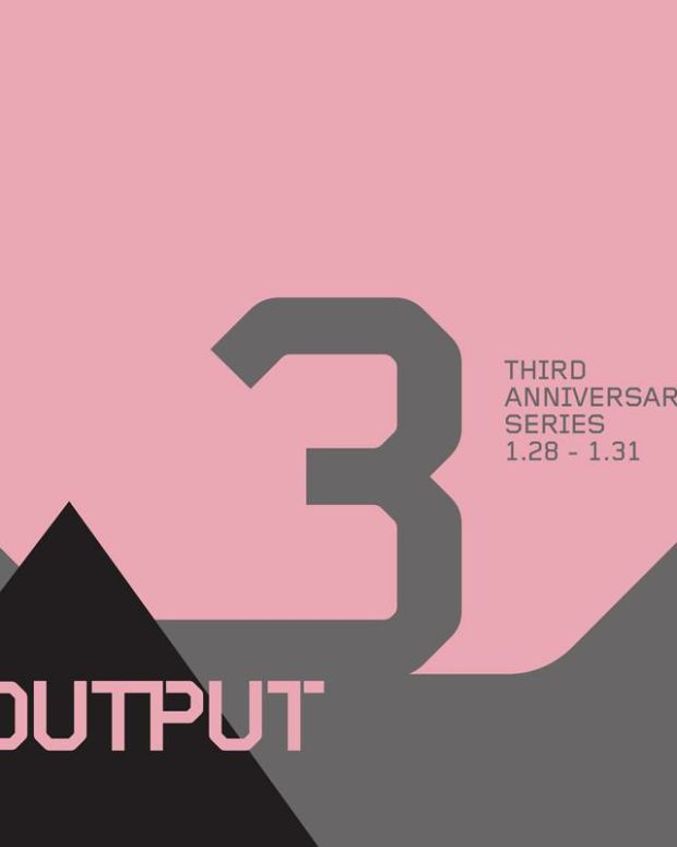 Output 3 anniversary