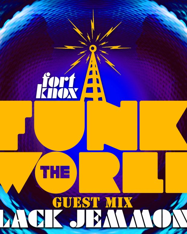funk the world vol 33