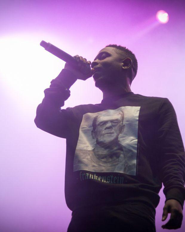 Kendrick Lamar (photo by Jørund Føreland Pedersen)