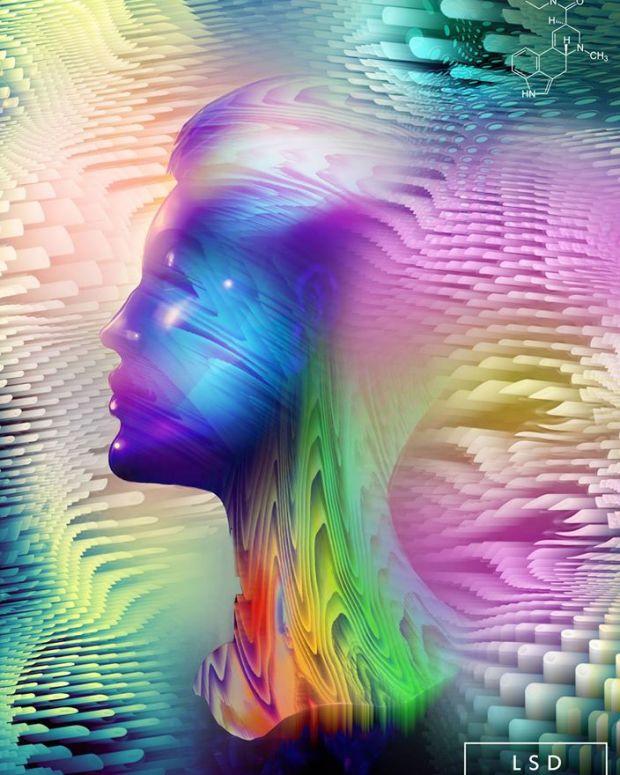 Day 19 - LSD (Illustration by Pixel-Pusha)