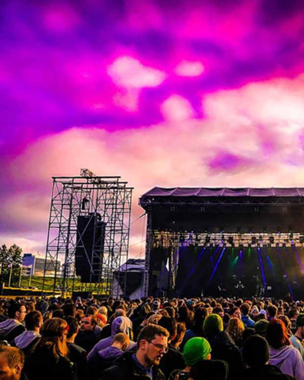 Secret Solstice Festival in Iceland