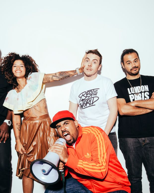 Buraka Some Sistema (photo by Goncalo F Santos)