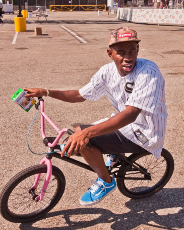 Tyler, The Creator (photo by Incase)