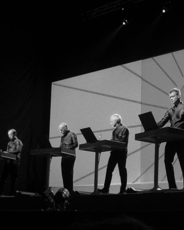 Kraftwerk (photo by Andriy Makukha)