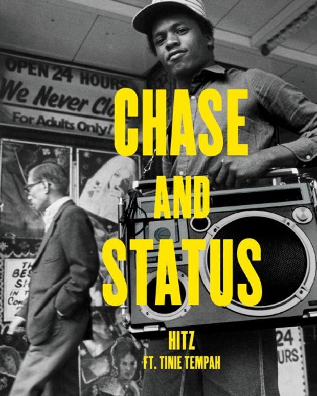 Chase & Status - Hitz (feat. Tinie Tempah) Lyrics