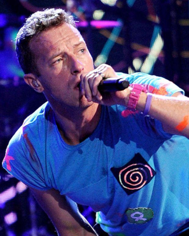 Coldplay-concert