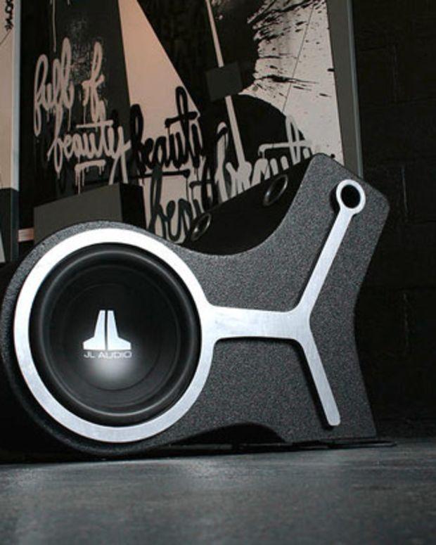 700 Watt, Subsonic Chair by John Greg Ball
