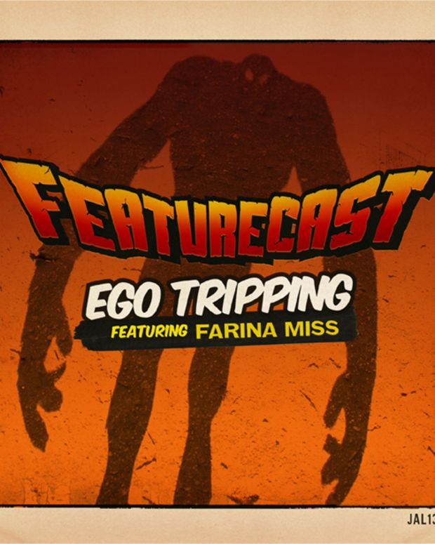 """Free EDM Download: """"Ego Tripping"""" by Featurecast featuring Farina Miss. Get Your Badass Drum & Bass Remix Here"""