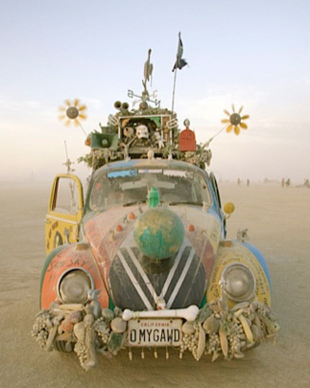 The Burning Man Experience I Won't Try to Explain