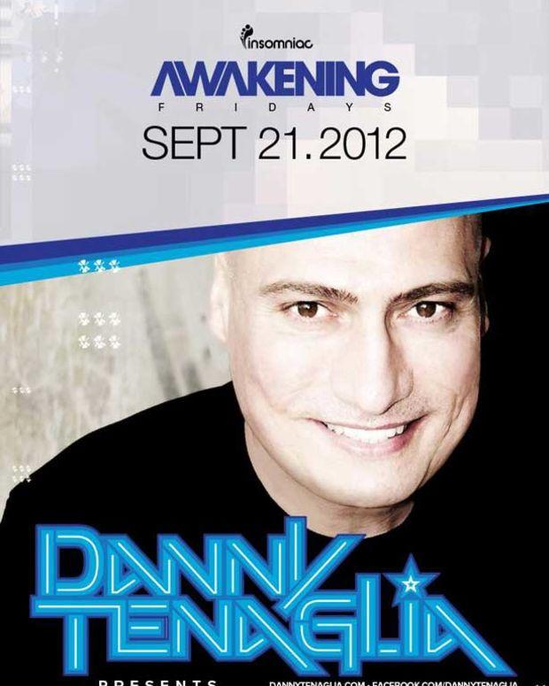 "Insomniac Presents: Danny Tenaglia ""Be Yourself"" at Exchange LA"