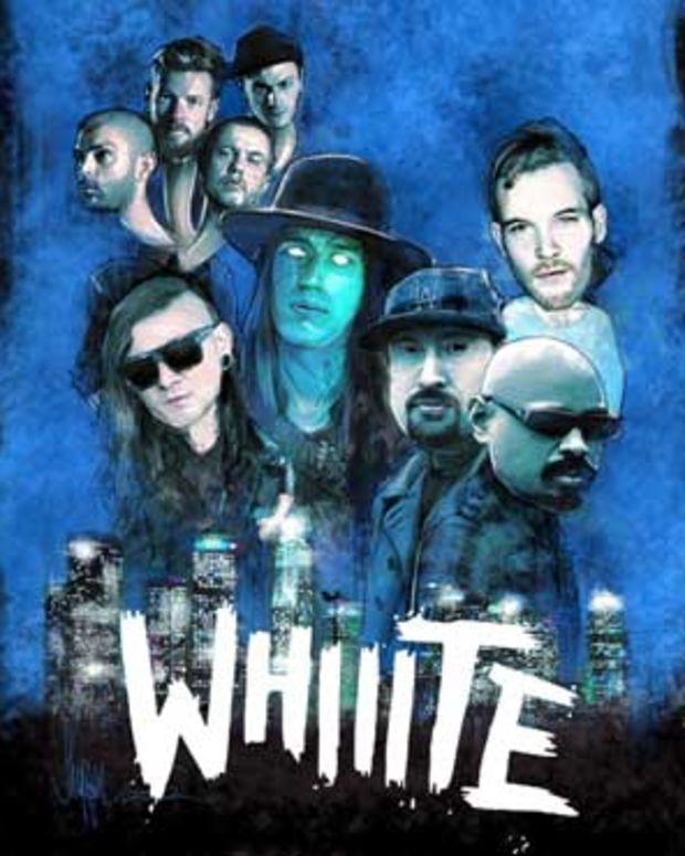 "Free Download: Mr. Whiiite Remix of ""Goin' In"" by Birdy Nam Nam x Skrillex"