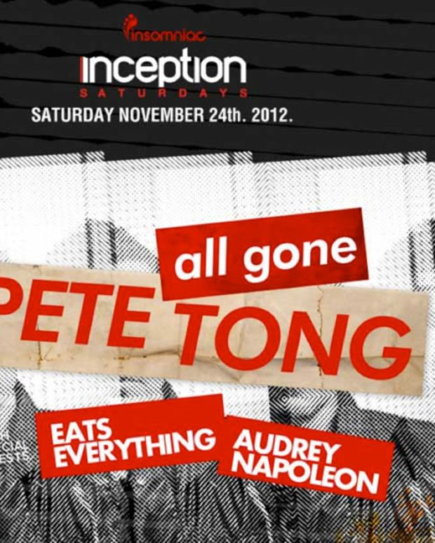 Insomniac and ExchangeLA Announce Exclusive 'It's All Gone Pete Tong' Film Screening and Performance