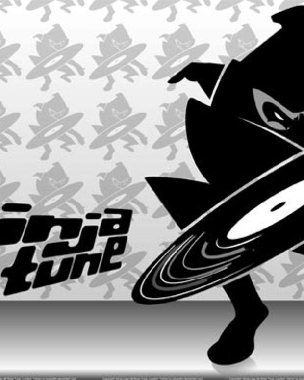 Stream: The Bug's Acid Ragga Series via Ninja Tune