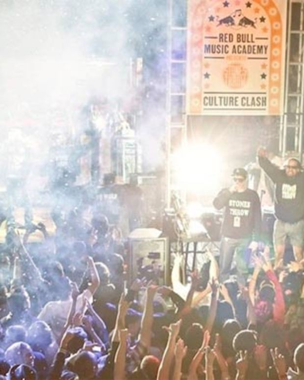 Los Angeles: Red Bull Music Academy Culture Clash at Exchange LA