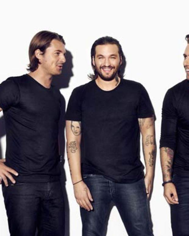 Swedish House Mafia Throwing Black Tie Rave To Benefit Hurricane Sandy Relief
