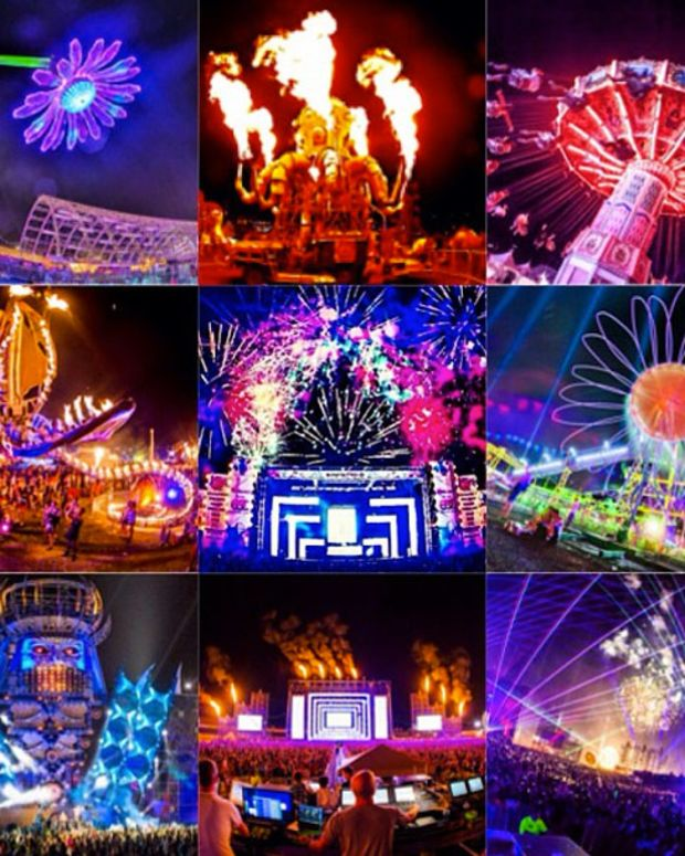 Pasquale Rotella's Electronic Daisy Carnival Heads East To Chicago