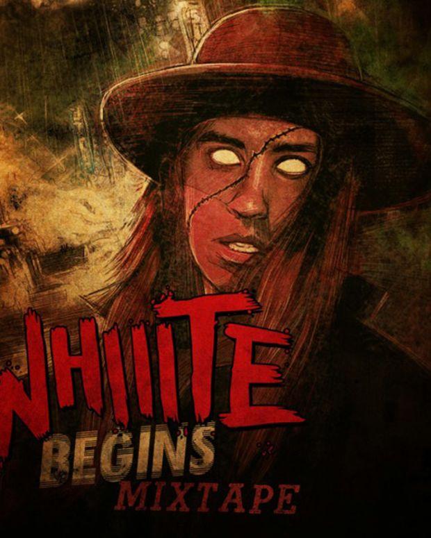 Free Download: Whiiite Begins Mixtape