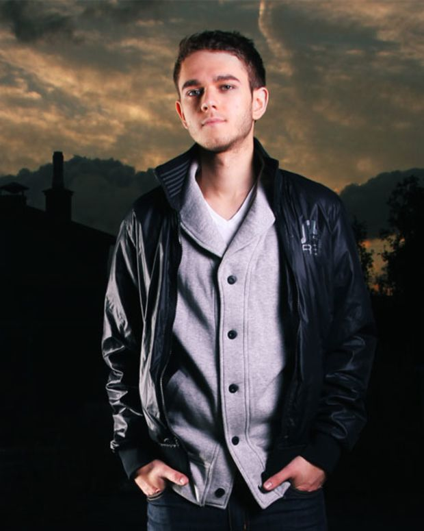 "Tonight: Watch Zedd Perform ""Clarity"" Live On Letterman"