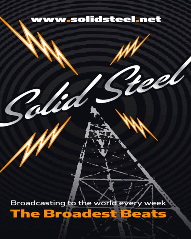 "Free Download: Solid Steel Radio Show ""Part 1-4"" Coldcut meets The Orb"