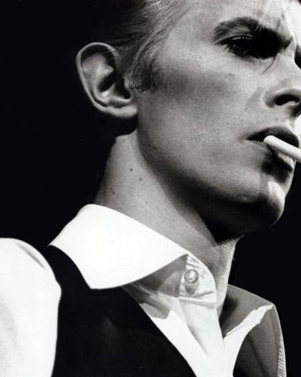 "Stream: David Bowie ""Golden Years"" Tim Fuchs Edit"