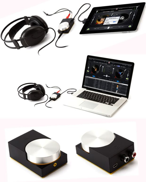 Want: DJ Connect by Griffin—Pre-Cueing for DJs with Dual Separate Stereo Output for iOS and Mac OS