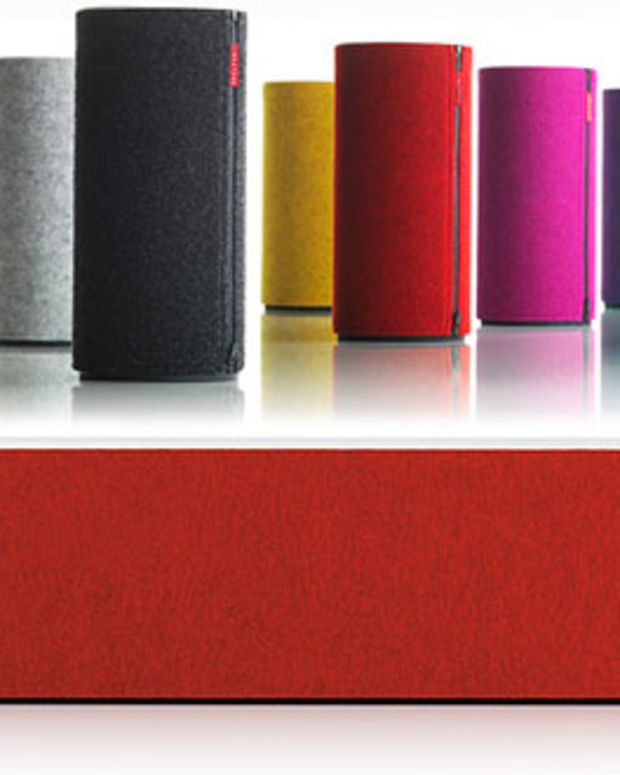 Want: Wireless Speakers by Libratone