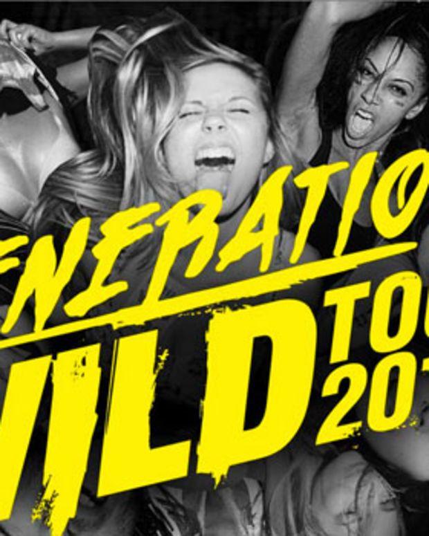 Ticket Contest: Generation Wild Tour with Deniz Koyu, Danny Avila, dBerrie, Mikael Weermets