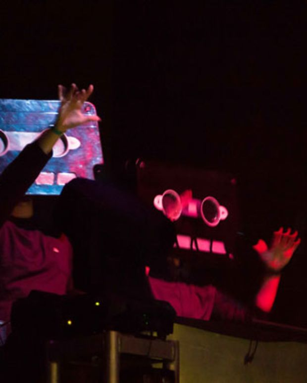 Event Recap: Control at Avalon with Cazzette, James Egbert, Project 46 and Rowdy Child
