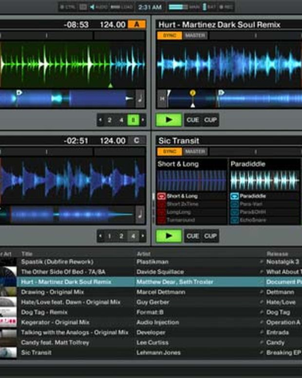 Native Instruments Gives Traktor An Update—Includes Harmonic Mixing and DJ Sync