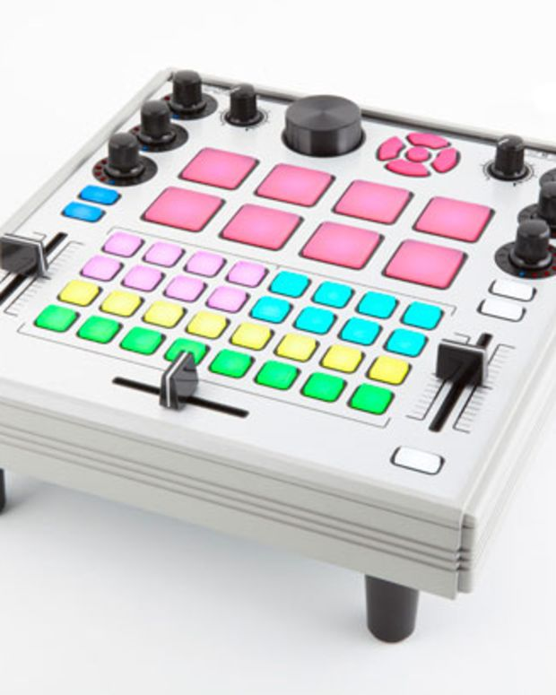 Review: Electrix Pro Tweaker DJ Controller