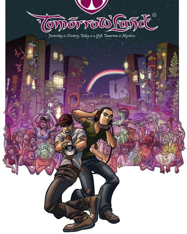 EDM New: Dimitri Vegas & Like Mike To Be Commemorated In Tomorrowland Comic Book