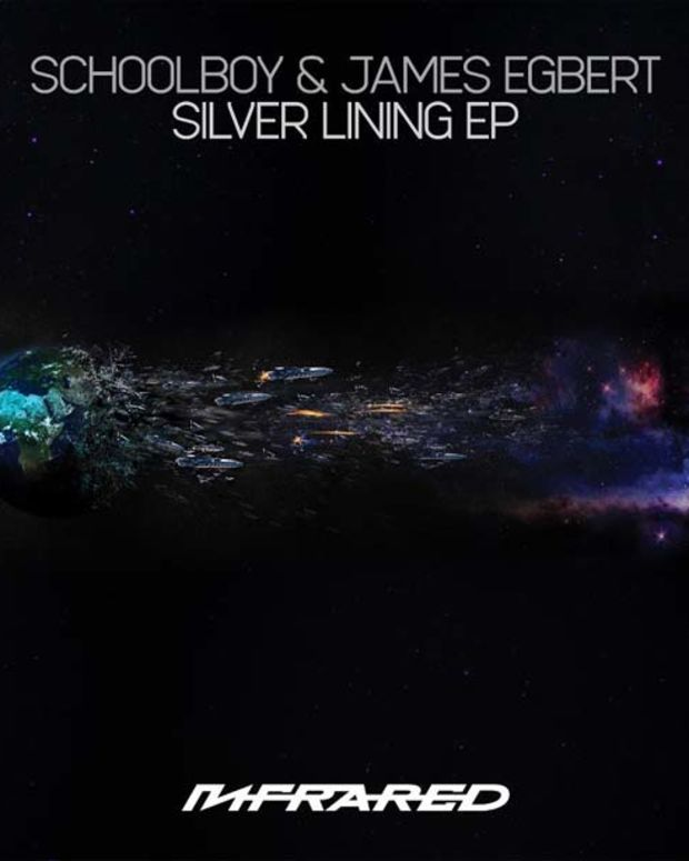 """Review: James Egbert & Schoolboy """"Silver Lining"""" InfraRed"""