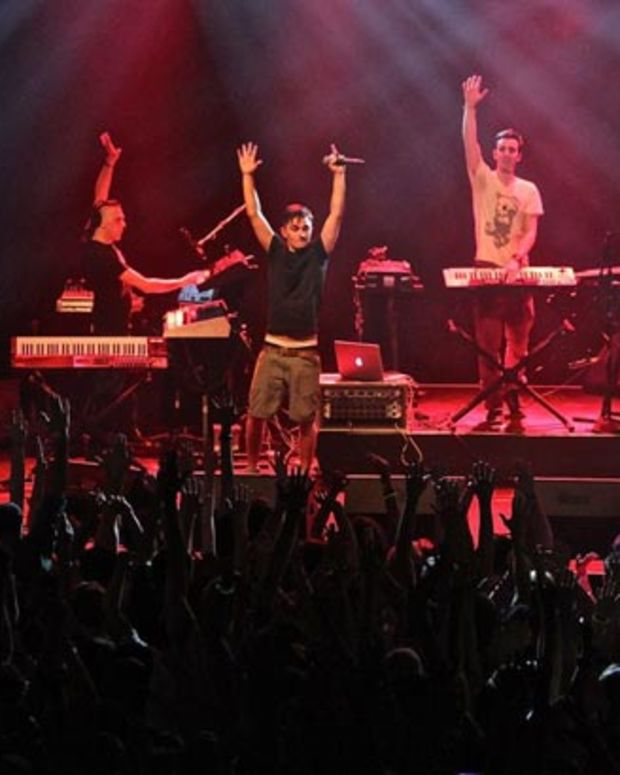 Event Recap: Netsky at The Regency Ballroom, San Francisco