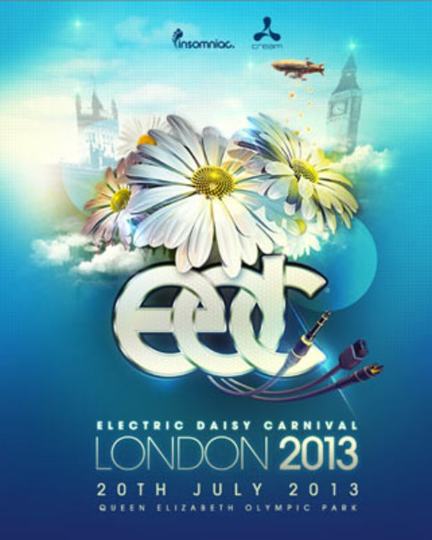 EDM News: Insomniac and Cream Activate Wonder Twin Powers—Electric Daisy Carnival London