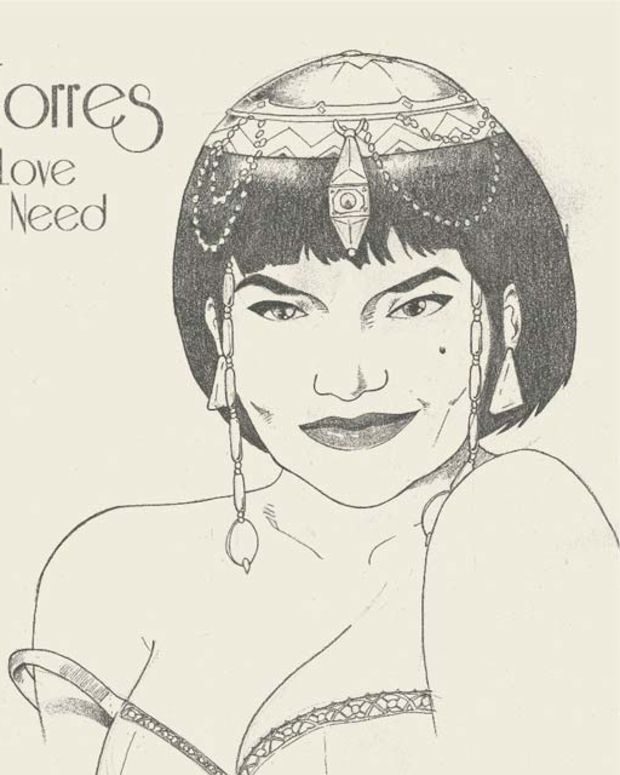 """Review: Liz Torres """"Your Love is All I Need"""" (Dennis Kane Remix) Luxor Recordings"""