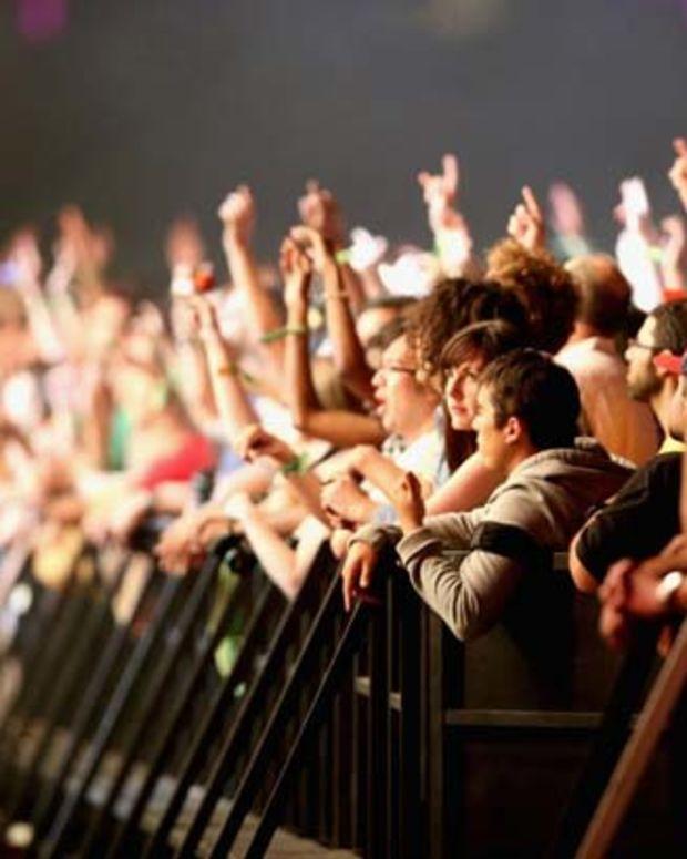 Listen: Knife Party—Live at Coachella Festival 2013 Indio California