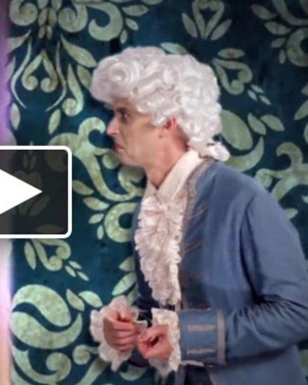 Mozart vs. Skrillex: Epic Rap Battles Of History