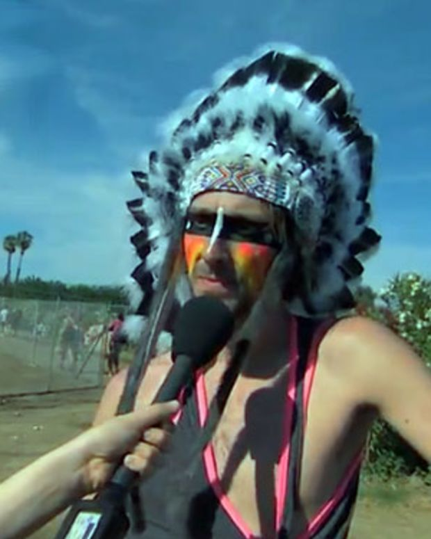 Watch: Dumb People at Coachella Pretending To know Fake Bands