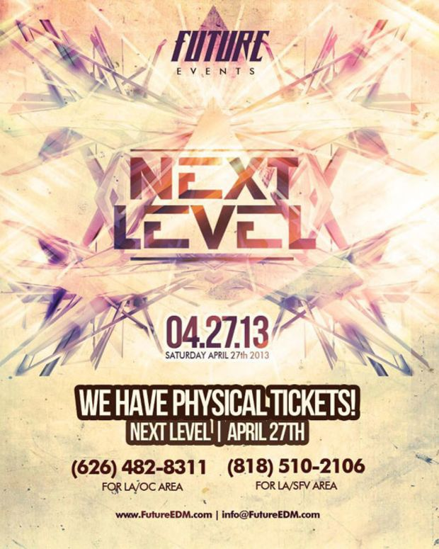 Ticket Giveaway: Next Level Presents Roksonix, Brown & Gammon, Trampa x Soloman, Coma