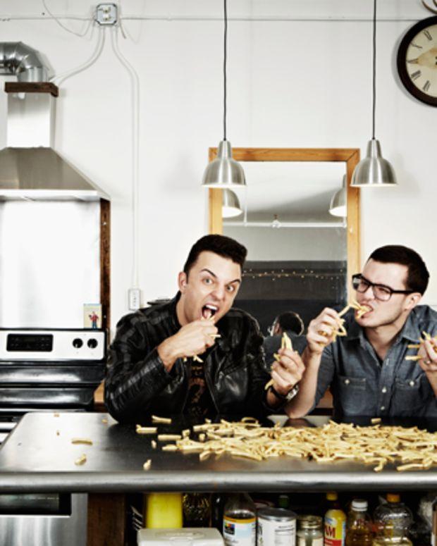 "Exclusive Download: Disco Fries ""Buckle Up"" DJ Mix plus Interview"